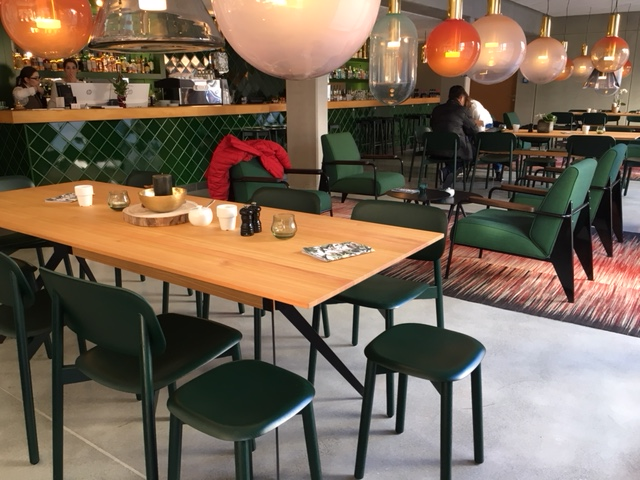 Restaurant Bodenbeschichtung RN Estrich